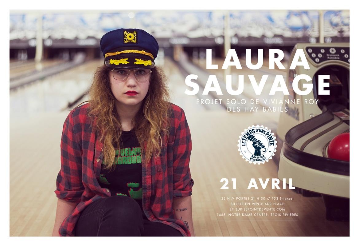 Affiche-LauraSauvage